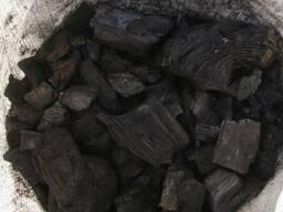 Древесный уголь первый и второй сорт