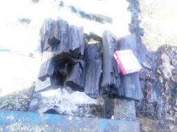 Древесный уголь сосновый