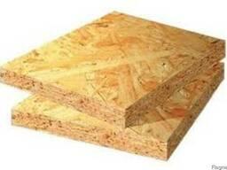 Древесные плиты OSB-3 12х2500х1250мм,купить цена гост