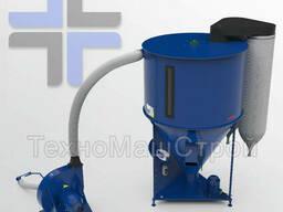 Дробарка для зерна Kraft-11 та кормозмішувач КС-1000 від виробника
