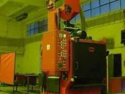 Дробемётное оборудование для очистки литья