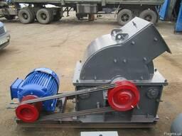 Дробилка для дробления литников, отходов ХТС
