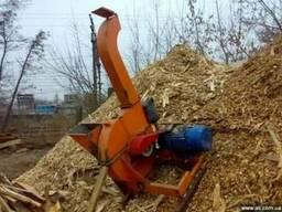 Дробилка древесины
