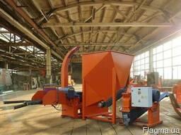 Дробилка древесины, измельчительный комплекс Хеммель RM847
