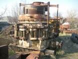 Дробилка конусная КМД-1200 - фото 1