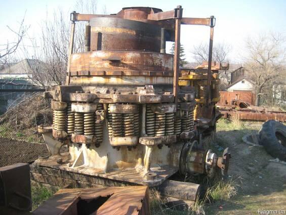 Дробилка конусная КМД-1200