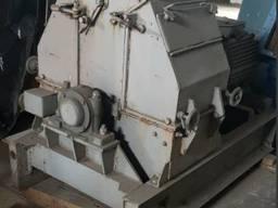 Дробарка молоткова 55кВт від 1000 до 6000 кг / год. ДМР-55 Б. У.