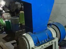 Дробилка для переработки пластиковых отходов