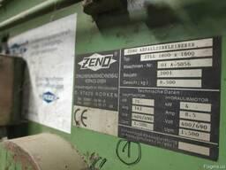 Дробилка ZENO из Европы для мягких полимеров (пленка, флакон