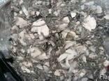 Дробленые отходы швейного (обувного) производства - фото 1