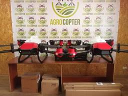 Дрон, аграрний дрон, сільськогосподарський дрон безпілотник XAG XP 2020