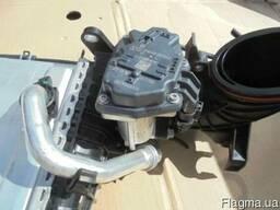 Дроссельная заслонка Mercedes W213 2014-2016г. 2.2 CDI