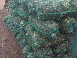 Дрова(дробленные ветки деревьев)