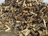 Дрова Дубовые колотые и кругляк с доставкой Буча Киев - фото 7