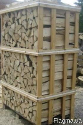 Дрова колоті(Firewood).