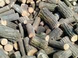 Дрова чурки колотые купить дуб, акация, сосна с доставкой - фото 3