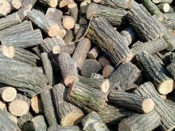 Дрова колотые,чурки,метровки,в сетках(дуб,фрукт.,сосна и др)