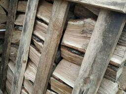 Дрова колотые(дуб, граб, ясен, берёза, сосна) розница, опт - фото 5