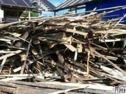 Дрова сосновые (отходы пилорамы)