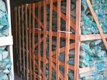 Дрова сухі колоті в сітках - фото 4