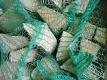 Дрова сухі колоті в сітках - фото 5