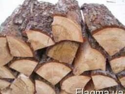Дрова технические, топлевные ,колотые (сосна)