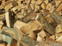 Дрова : твердые породы, дуб ,граб, ясень, акация
