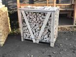 Дрова твердых пород, Firewood, Brennholz, Brandhout, Brænde, - фото 1