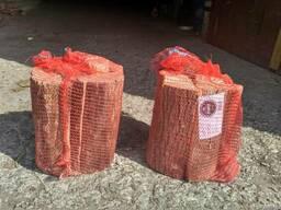Дрова в сетке 10 кг