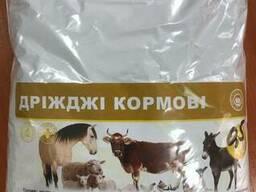 Дрожжи кормовые зерновые