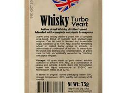 Дрожжи Turbo Whisky 75 гр.