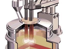 ДСП -0, 5 (дуговая сталеплавильная печь переменного тока ёмкостью 0, 5 тонн)