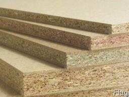 ДСП (древесно-стружечную плиту) 2сорт, шлифованная.