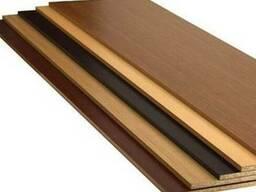 ДСП плита шпонована товщини до 18 мм.