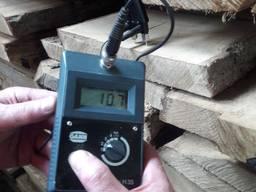 Дубова дошка необрізна 50 мм, сорт 1-4, камерна сушка, 2-4 метра, обєм