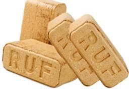 Дубовые брикеты RUF