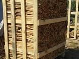 Дубовые дрова рубанные - фото 1