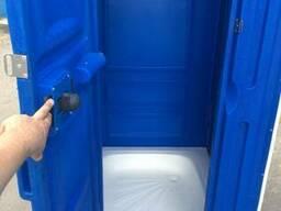 Биотуалет передвижной, туалетная кабина дачная