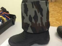 Термо-сапоги утепленный Охотник. Рабочая обувь