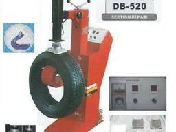 Dв-520. Вулканизатор напольный для шин грузовиков