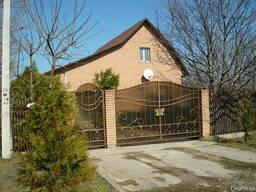Два Дома на участке 25сот. в с. Глубокое Бориспольский район