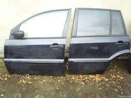 Дведь передняя левая Форд Ford Fusion 2002-2005...2005-...