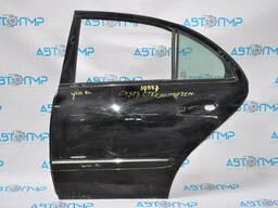 Дверь голая зад лев Mercedes W211 чёрный 211-730-01-05-28