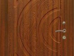 Дверь входная металлическая «Люкс», модель Рассвет. ..