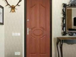 Дверь Входную Металлическую Недорогую Дверное Производство
