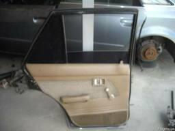 Дверь задняя левая Mazda 323 BF хетчбек (1985-1989)