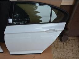 Дверь задняя левая Volkswagen Passat B8 седан.