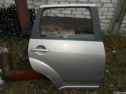Дверь задняя правая комплектная Mitsubishi Outlander XL 07-