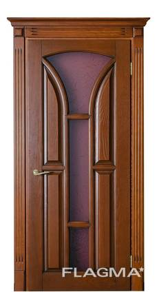 Двери межкомнатные из ясеня
