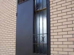 """Двери бронированные двустрворчатые. """"Броневик"""" Днепропетровс"""